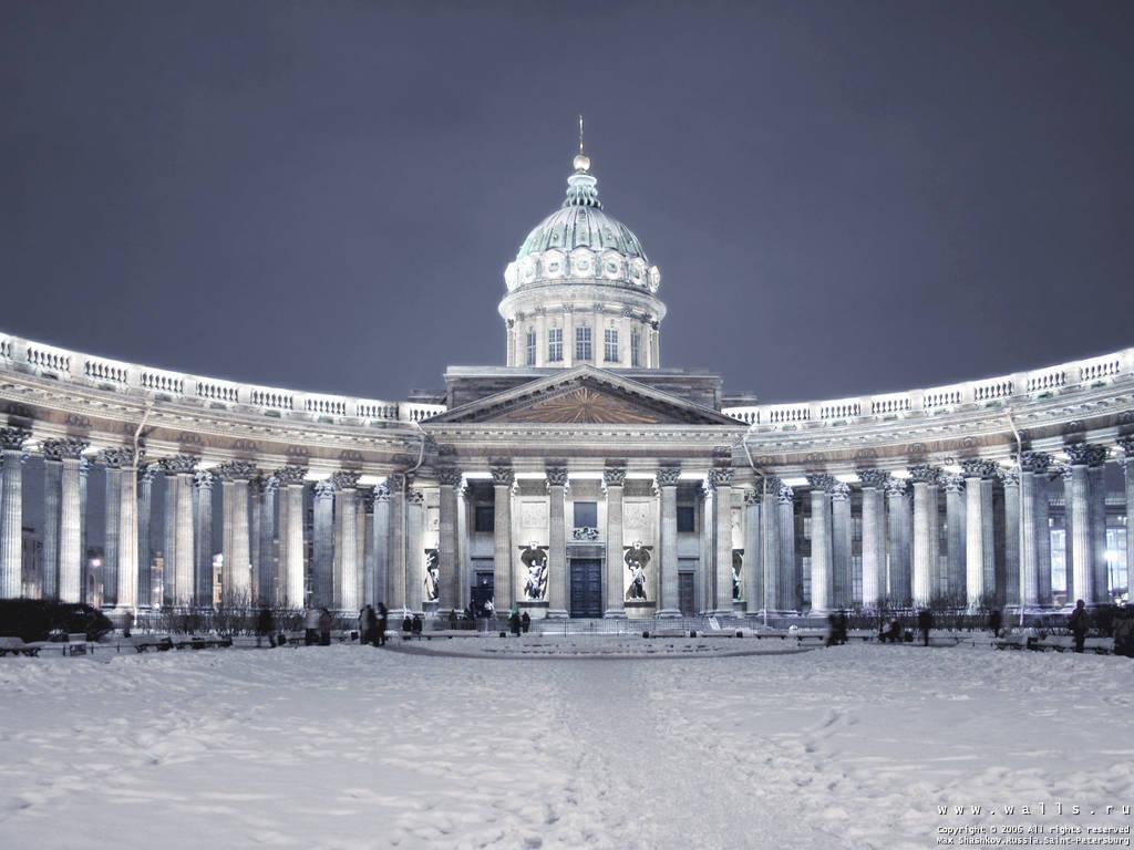 Казань зимой фото 2